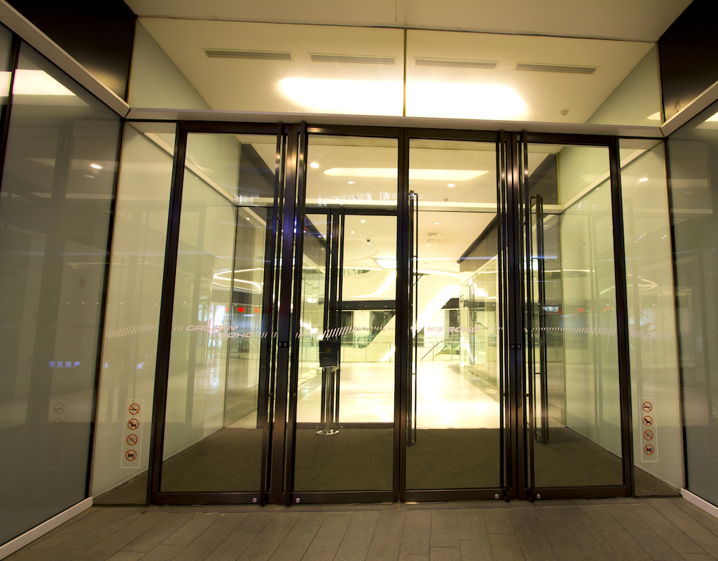 Automatic Doors by Allegheny