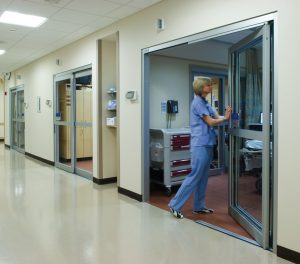 Hospital Automatic Ward Door