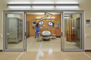 St. Anthony Operation Theater Door