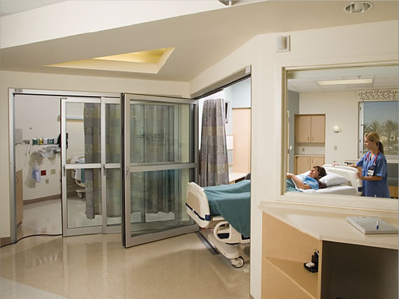 Healthcare Specialty and ICU Doors Ontario