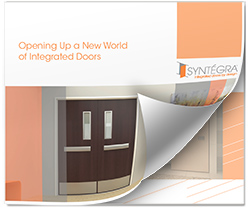 Syntegra Integrated Doors by Design